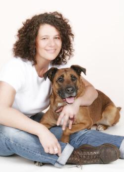 Silke Staedtler - Fachkraft für Hundegesundheit und Pflege